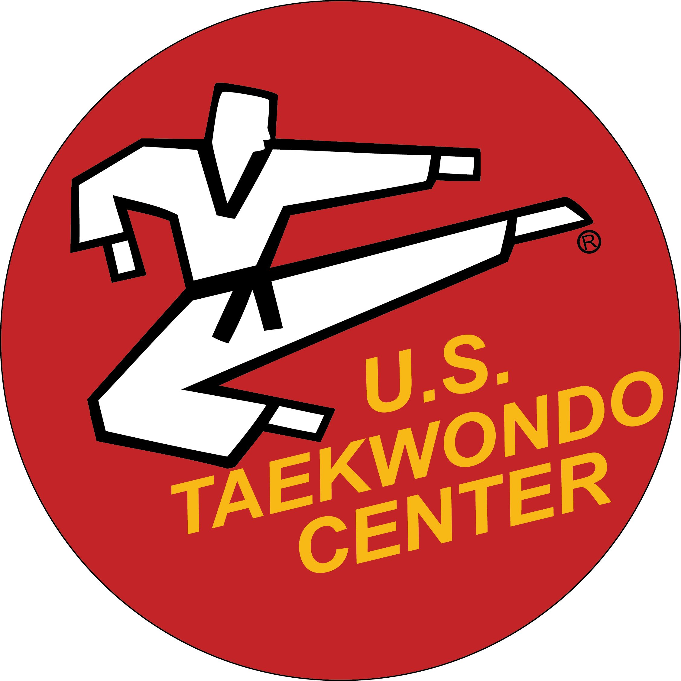 US Tae Kwan Do Logo