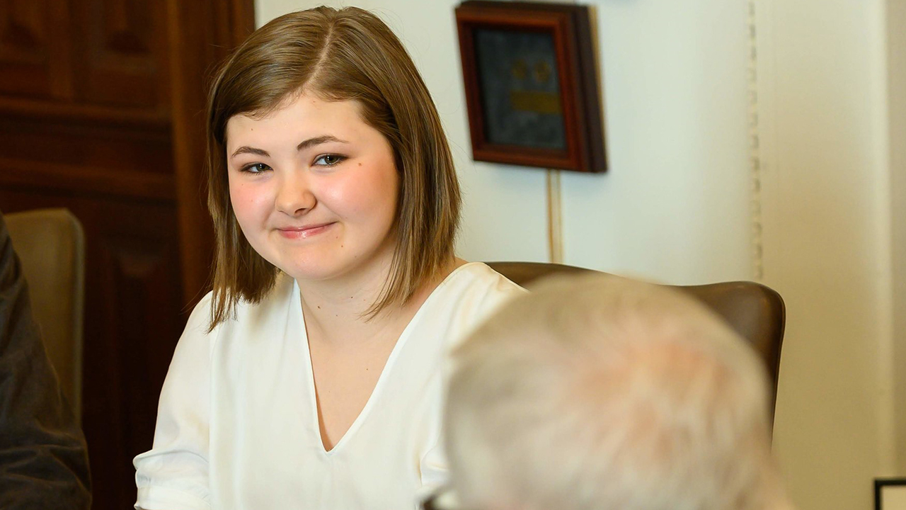 Wyoming Girl Advocates for Child Health in DC 3.jpg