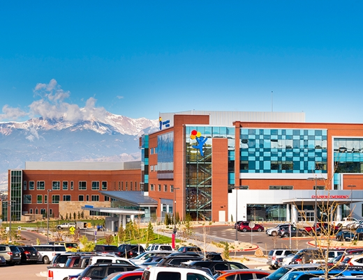 Children's Hospital Colorado in Colorado Springs
