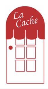 La Cache Consignment Red Door Logo