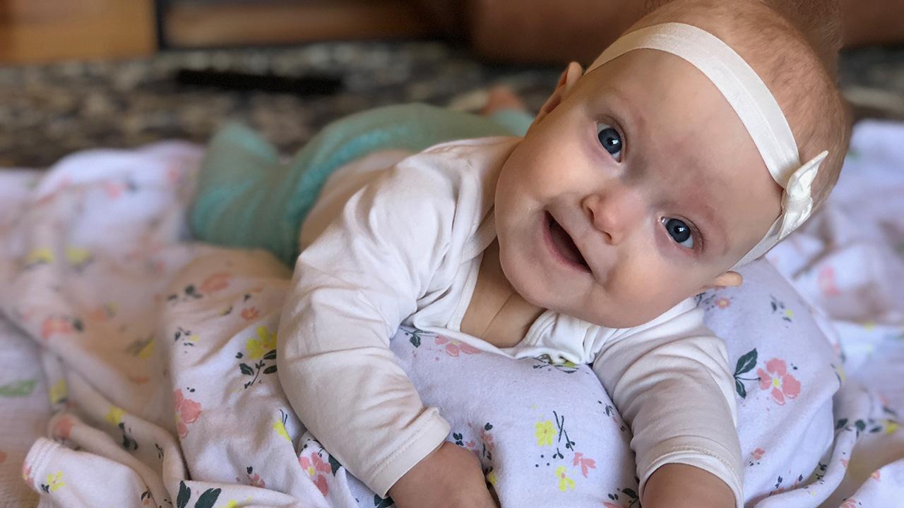 Peyton's Prenatal Spina Bifida Repair | Children's Hospital