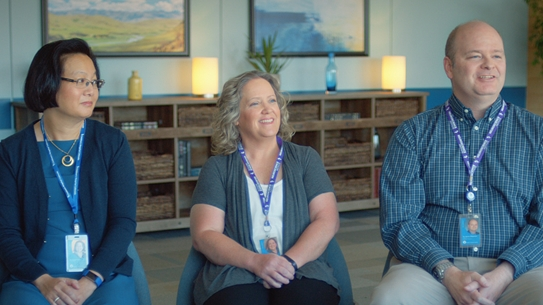 Three specialists from Children's Hospital Colorado talk about why our epilepsy team has pediatric experts from various specialties to help care for every part of a child's brain before, during and after surgery.