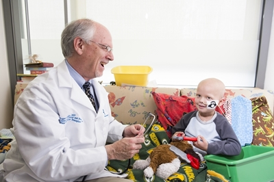 The Pediatric Oncology Program for Cancer