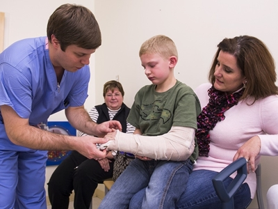 Our Pediatric Orthopedic Trauma and Fracture Program