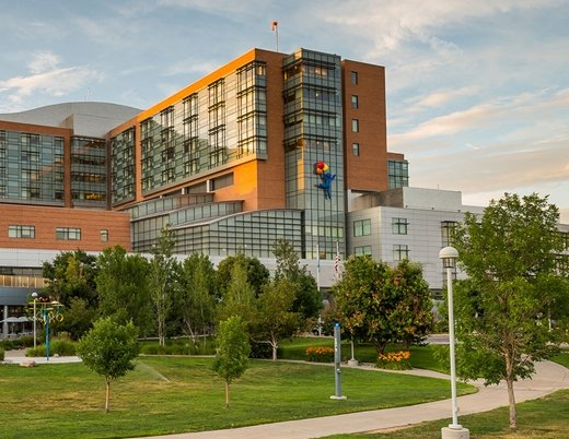 Children's Hospital Colorado on the Anschutz Medical Campus, Aurora