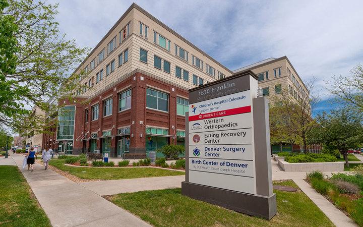 Uptown Denver Urgent Care | Children's Hospital Colorado