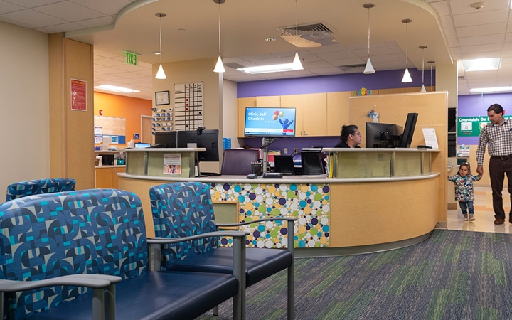 Wheat Ridge patient exam room