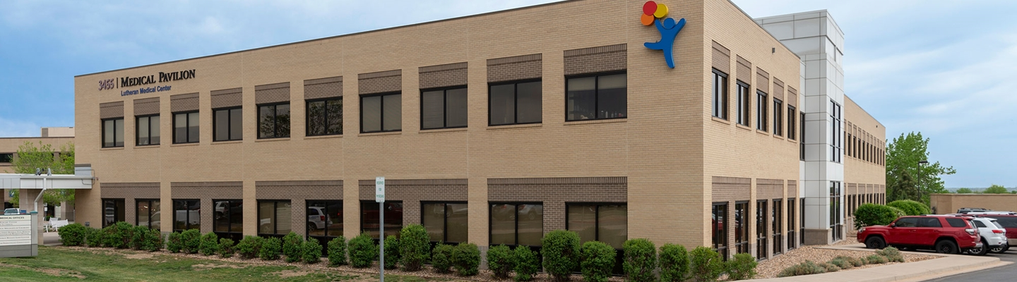 Children's Colorado Outpatient and Urgent Care, Wheat Ridge building exterior