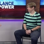 Child psychologist Jenna Glover discusses National Suicide Prevention Month with 9NEWS