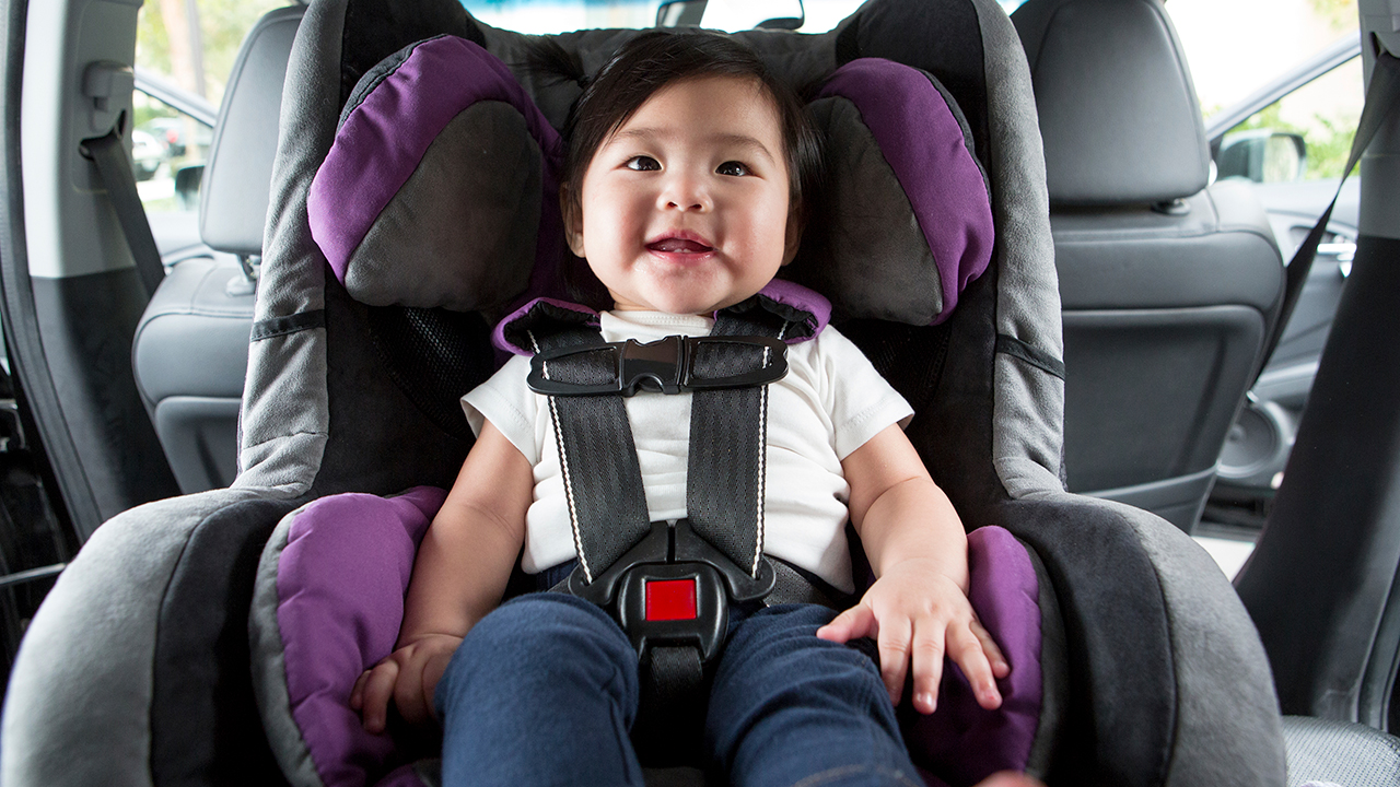 Free Car Seat Check | Children\'s Hospital Colorado