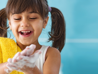 Handwashing Tips for Kids