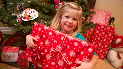 No Chimney Full of Toys? How to Handle Kids' Holiday Disappointment