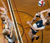 Common Volleyball Injuries in Young Athletes